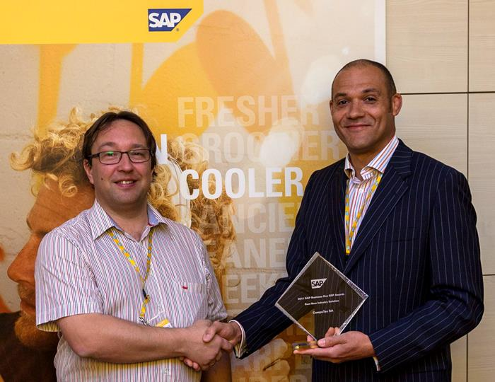 2011 – SAP Business One SSP Awards – ProcessForce – Best New Industry Solution w tekście