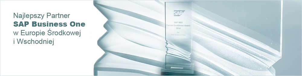 2014 – SAP MEE Partner Excellence Award